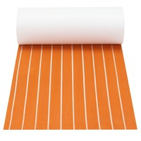 60CMx200CM Self Adhesion Teak Decking Sheet Boat EVA Foam Floor Mat RV Floor Mat Cushion Floor