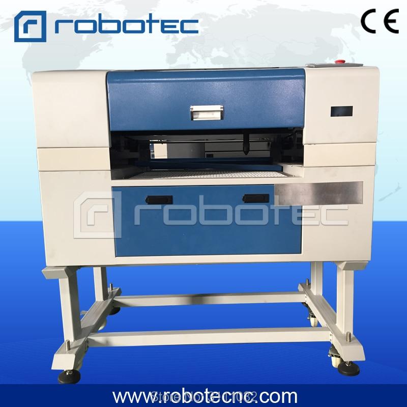 Robotec acrylic wood laser engraver diy portable laser engraving cutting machine 6040 6090 mini laser cutting machine for leather wood paper acrylic plexiglass price