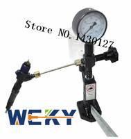 REPAIR TOOL !Common Rail Nozzle Tester Calibrator With 0 400 BAR / 0 6000 PSI Common Rail Tool Fuel Injector Nozzle CR Tool