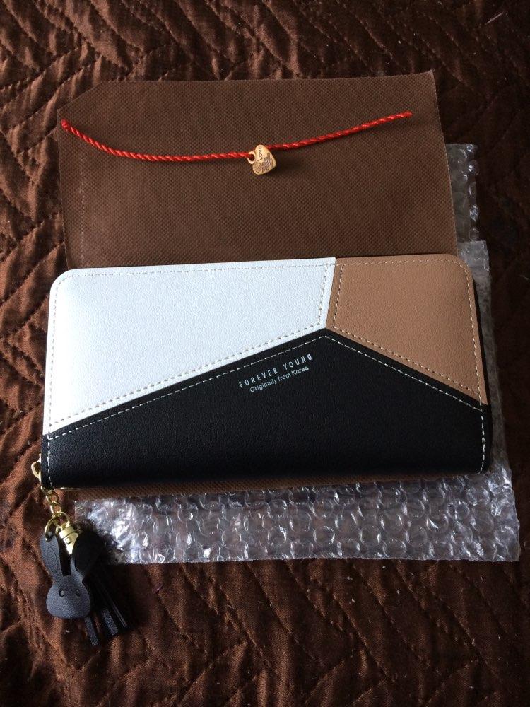 Сач; бренд класса люкс ; кожаный бумажник женщин;