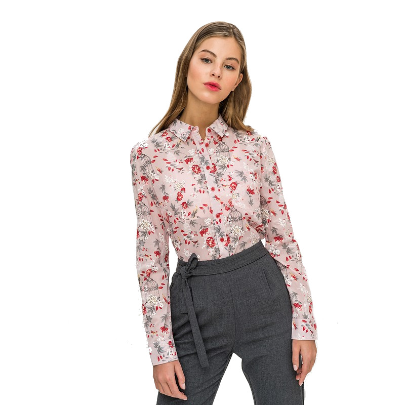 Blouses & Shirts blouse befree 1811158338-54 TmallFS блуза befree befree be031ewuxv91
