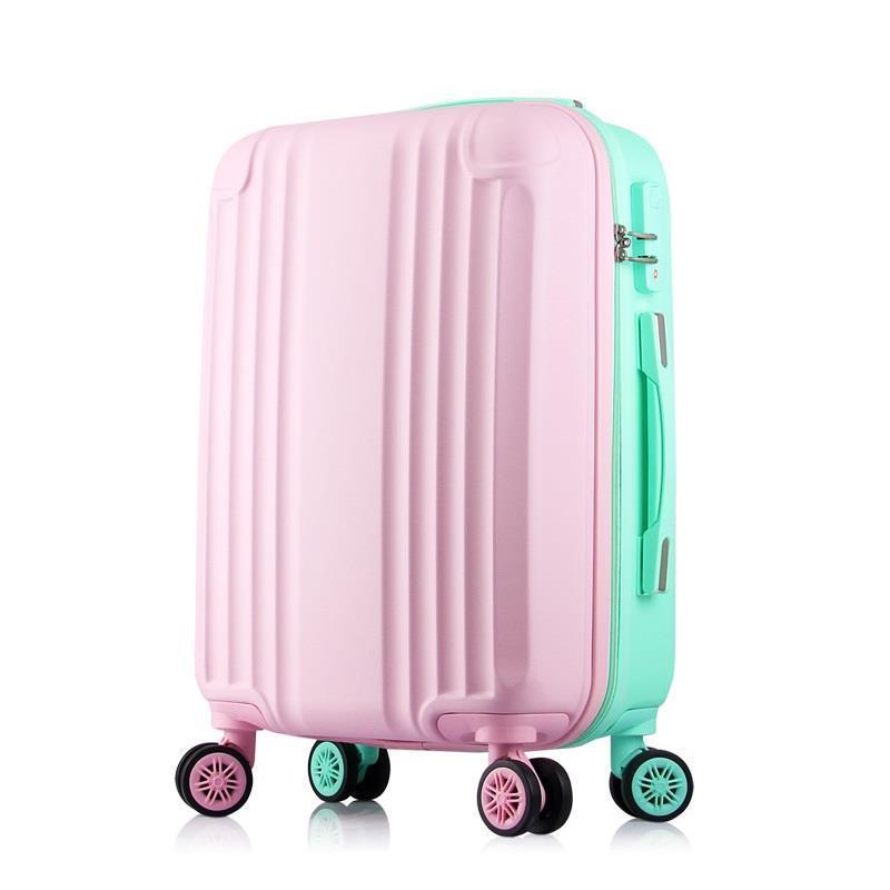 Mala Viagem Com Rodinhas Maleta De Cabina Con Ruedas Valigia Valiz - Väskor för bagage och resor - Foto 4
