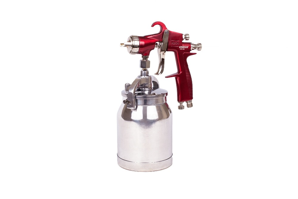 Paint spray gun KRATON LVLP-02S kalibr ekrp 350 2 6m electric spray gun latex paint airbrush paint spray gun