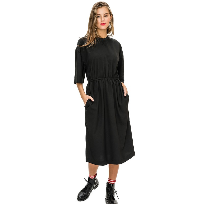 Dresses dress befree for female  half sleeve women clothes apparel  casual spring 1811325561-50 TmallFS