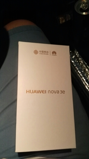 "Huawei P20 Lite Global Firmware Nova 3e 4G LTE Mobilephone Face ID 5.84"" Screen Android 8.0 Glass Body 24MP Front Camera"