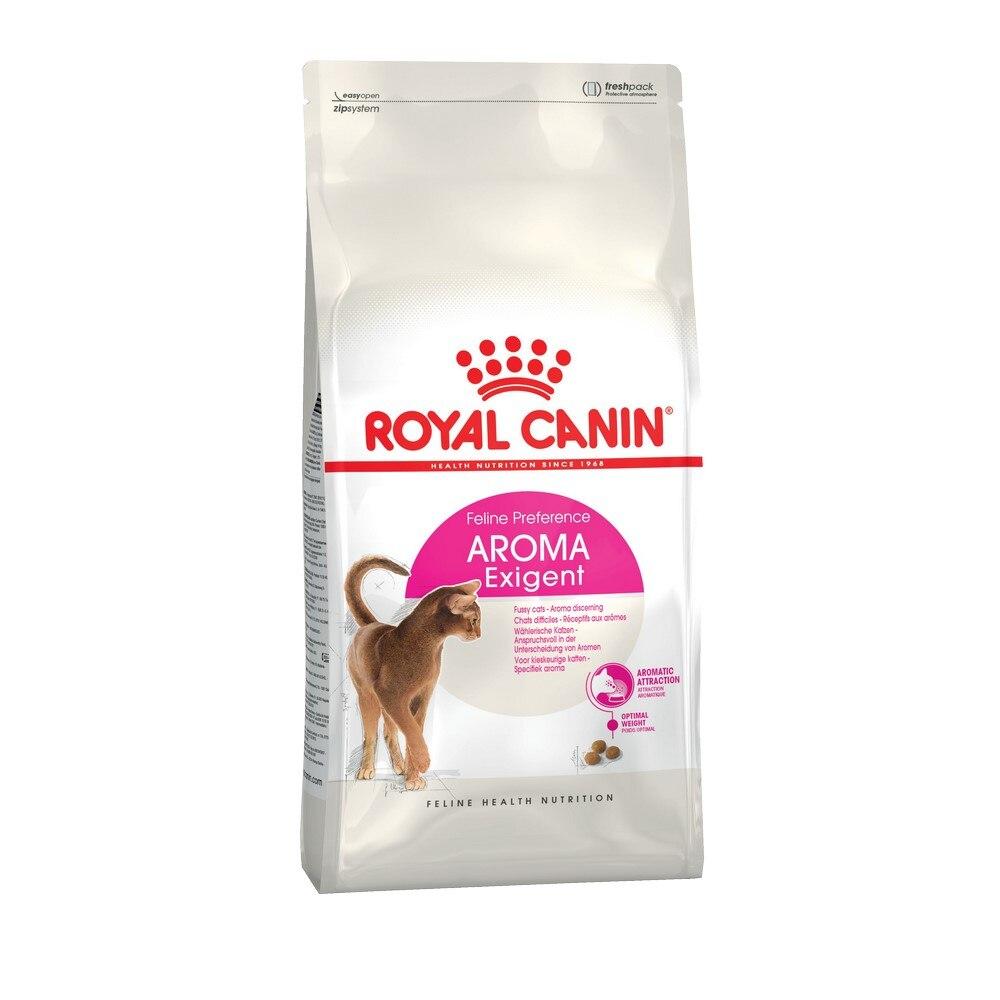 Royal Canin Exigent Aromatic Attraction для кошек привередливых к аромату продукта, 10 кг