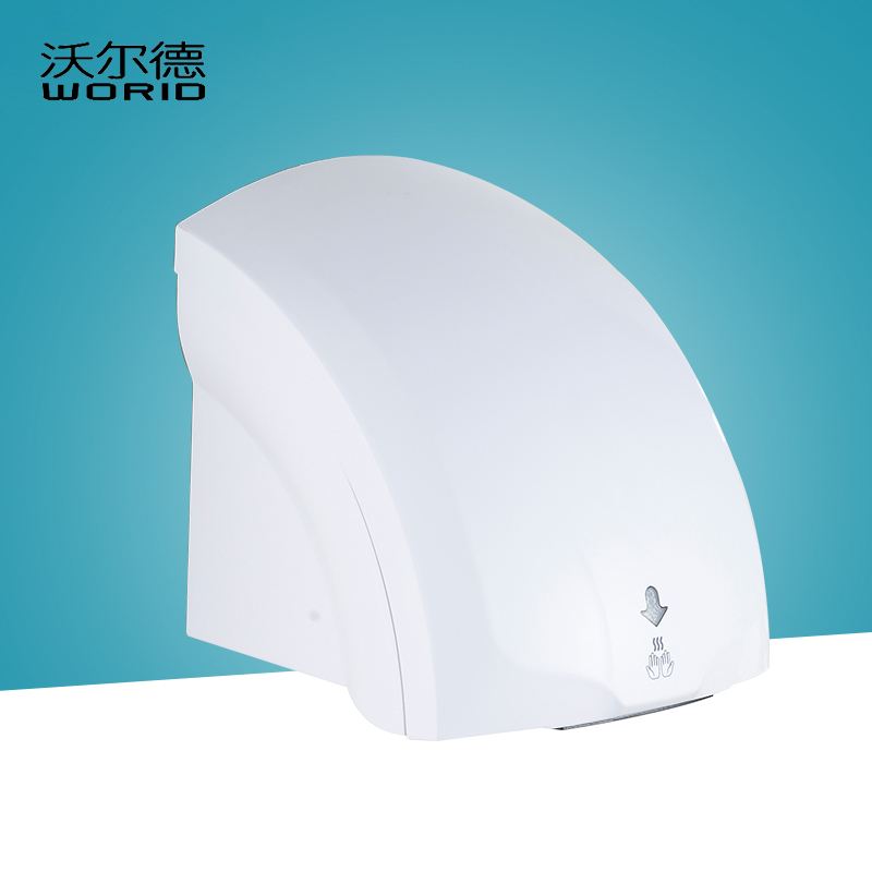 ITAS8820-2 Automatic hand dryer drying dry toilet induction Hotel washroom automatic hand dryer wall-mounted ABS plastic