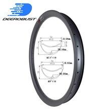 """Плюс широкий 50 мм углеродные колесные диски для горного велосипеда AM 30 мм Глубокий обод велосипеда MTB 29er 2"""" 27,5 er 650B бесцепные, бескамерные клинчер 32 отверстия"""