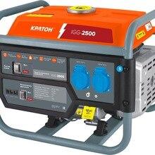 Генератор бензиновый инверторный КРАТОН IGG- 2500