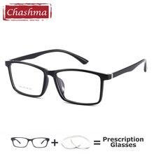 Большие очки для мужчин оправа очков Оптический Свет tr90 Гибкая