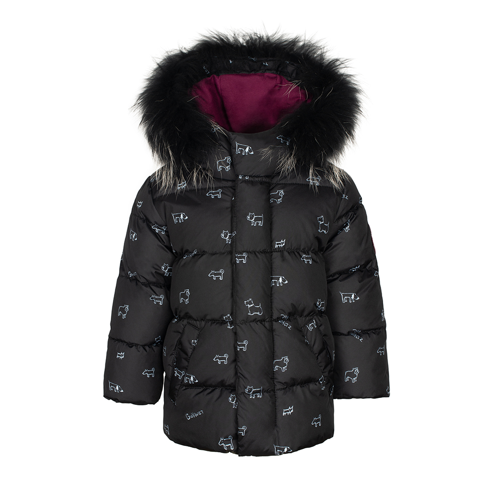 Jackets & Coats Gulliver for boys 21833BBC4104 Jacket Coat Denim Cardigan Warm Children clothes Kids new fashion winter jacket women fur collar hooded jacket warm thick coat large size slim for women outwear parka women g2786