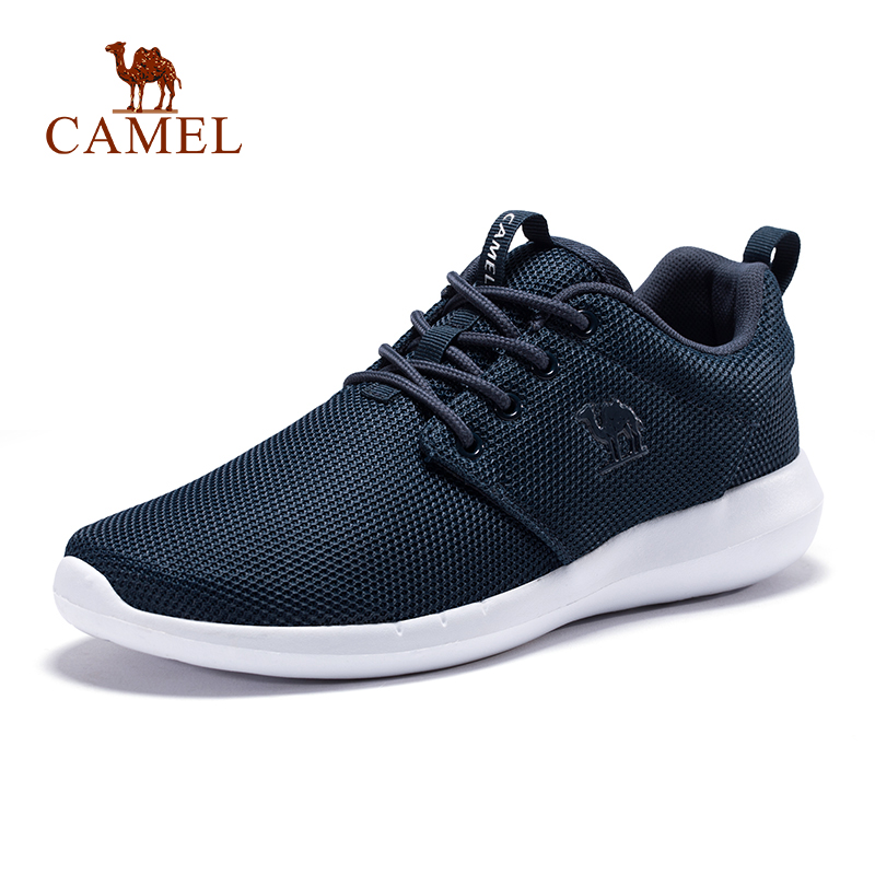 CAMEL Men Sport Shoes Casual Outdoor Sports Breathable Comfortable Sneakers Male Running Shoes