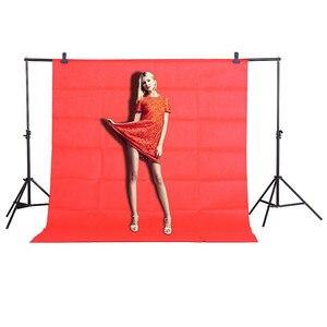 Image 5 - 1.6X1/2/3 M 10 couleurs Non tissé vert écran photographie arrière plan photo Chroma arrière plan accessoires Studio