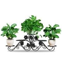 Decorer Decoration Flower Shelves Support Pour Plante Balcony Balcon Balkon Stand Plant Shelf