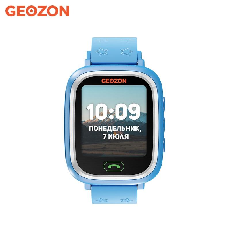 Smart Watch GEOZON Lite laopijiang pebble time steel smart wearable watch with carbon fiber 22mm waterproof watch strap