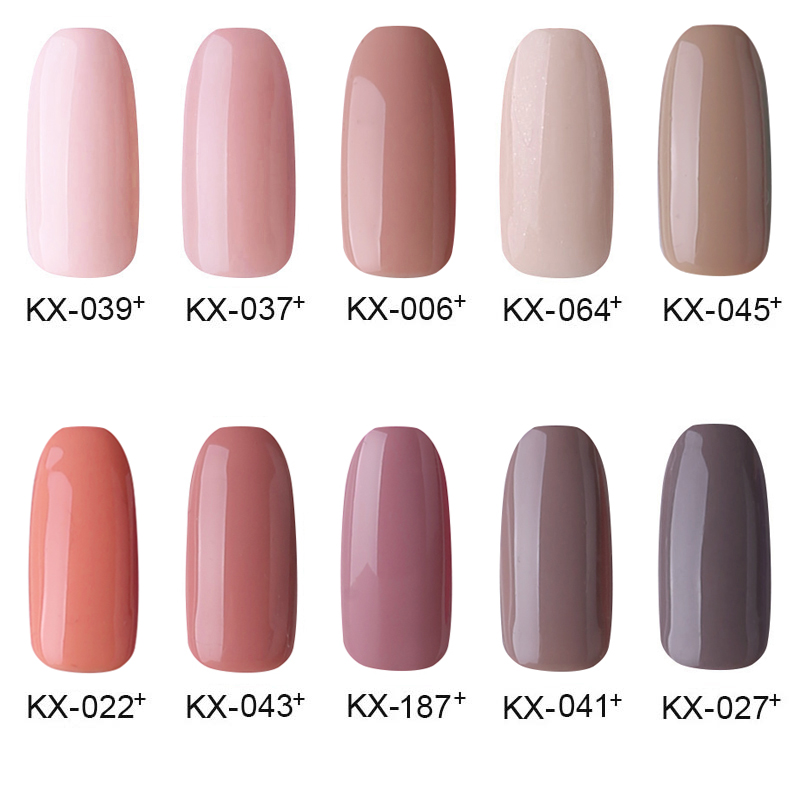 kodi nail gel nails polish uv art set nagels spulletjes gellak ...