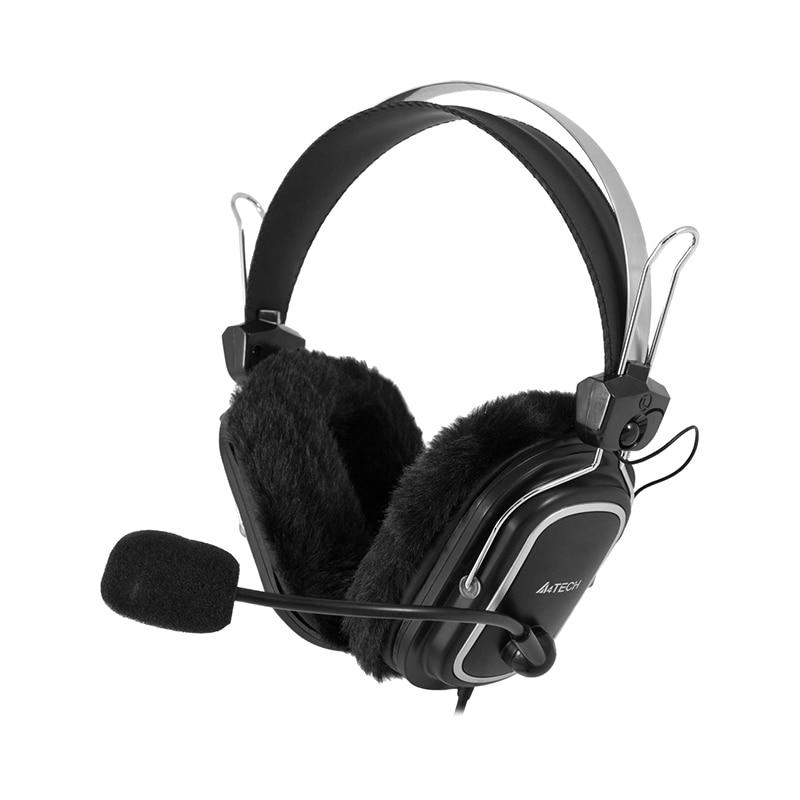 Headphone A4tech HS-60 a4tech hs 60 black