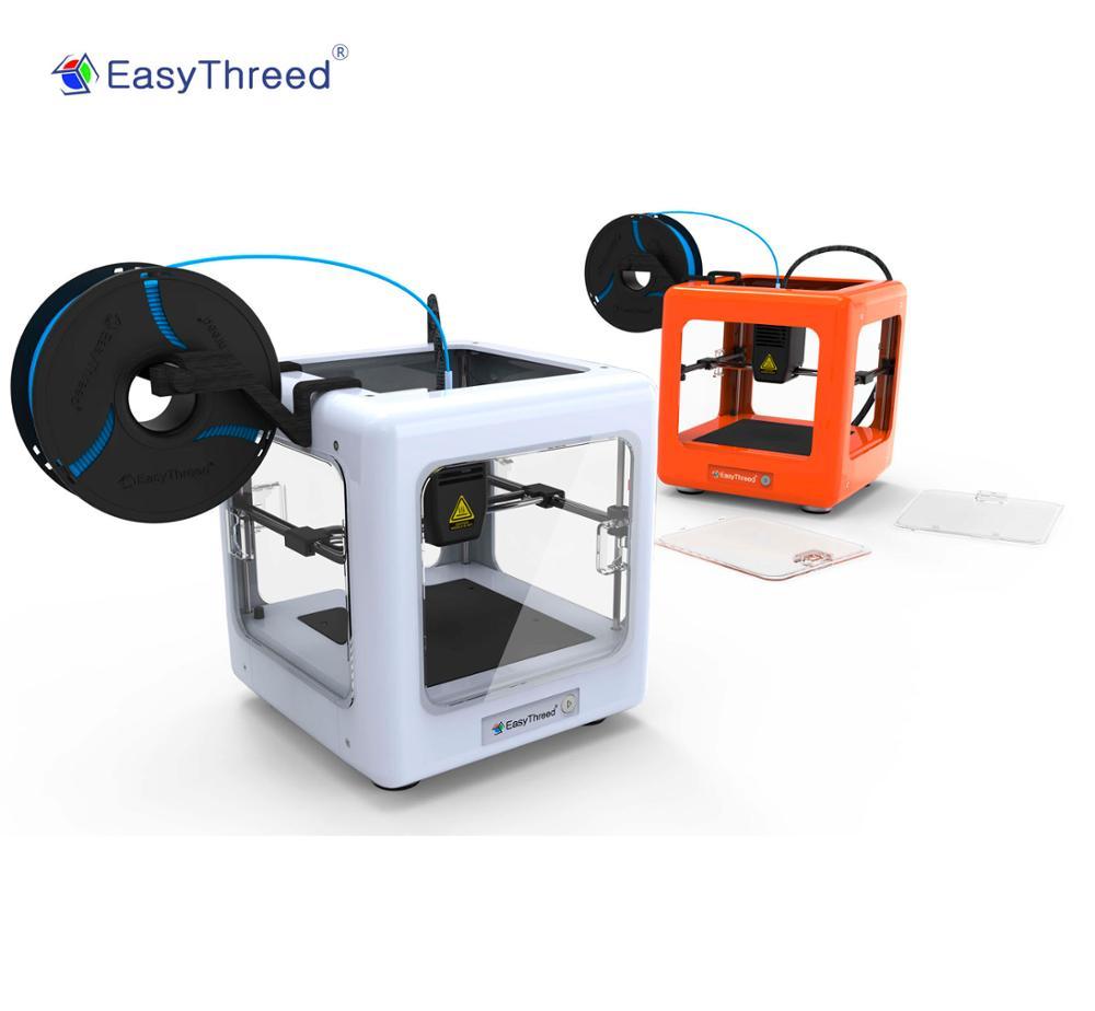 Easythreed NANO с windows маленький бытовой домашний студенческий паровой обучающий Рождественский подарок 3d принтер