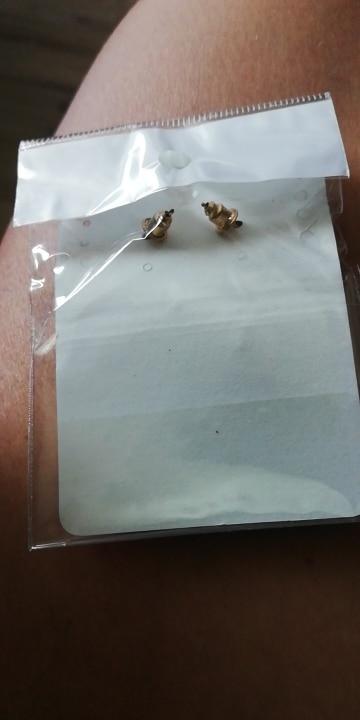 Fashion Crystal Tassel Earrings photo review