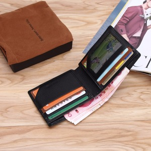Image 4 - Modoker portefeuille Intelligent pour hommes, en cuir véritable, porte monnaie Intelligent avec Bluetooth, bonne qualité, Anti perte, porte cartes, costume pour Business