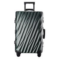 Maleta And Travel Bag Valise Enfant Cabin Aluminum Alloy Frame Carro Mala Viagem Koffer Valiz Suitcase Luggage 20242628inch