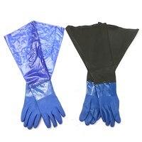 NIEUWE Safurance 1 Paar Waterdichte PVC Zware Chemische Handling Kaphandschoenen Veiligheid Werk Handschoenen Werkplek