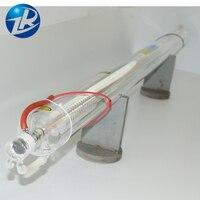 CO2 laser rohr CO2 laser schneiden papier maschine 130 W CO2 laser rohr ZuRong
