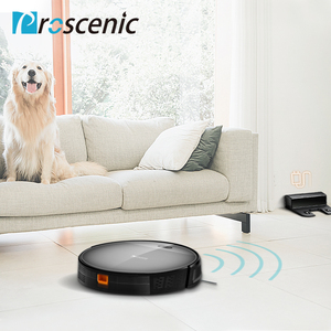 Image 5 - Proscenic 800T Robot Vacuum Cleaner Big Dust Box Water Tank Wet Mopping App Control Auto Charge 1800Pa Suction Robotic Vacuum