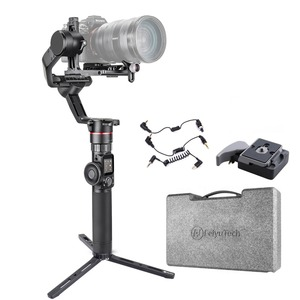 Image 2 - FeiyuTech Feiyu Tech AK2000 3 แกน Stabilizer สายแฮนด์เฮลด์ Gimbal สำหรับ Sony Canon Panasonic 2.8 กก.น้ำหนักบรรทุกแบบ Dual จับ