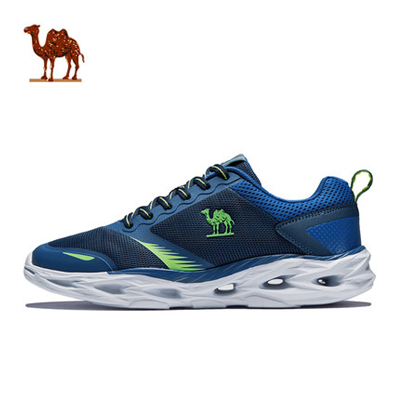 b9c06340c5e CAMEL Rubber Running Shoese Breathable Light Weight Comfortable Footwear  Outdoors Sports Sneaker Shoes For Men