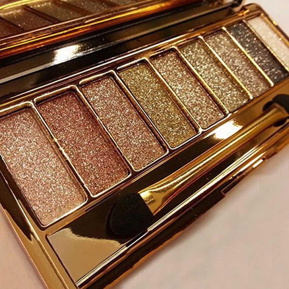 Fashion Eyeshadow Palette 9 Colors Matte Eyeshadow Palette -2228