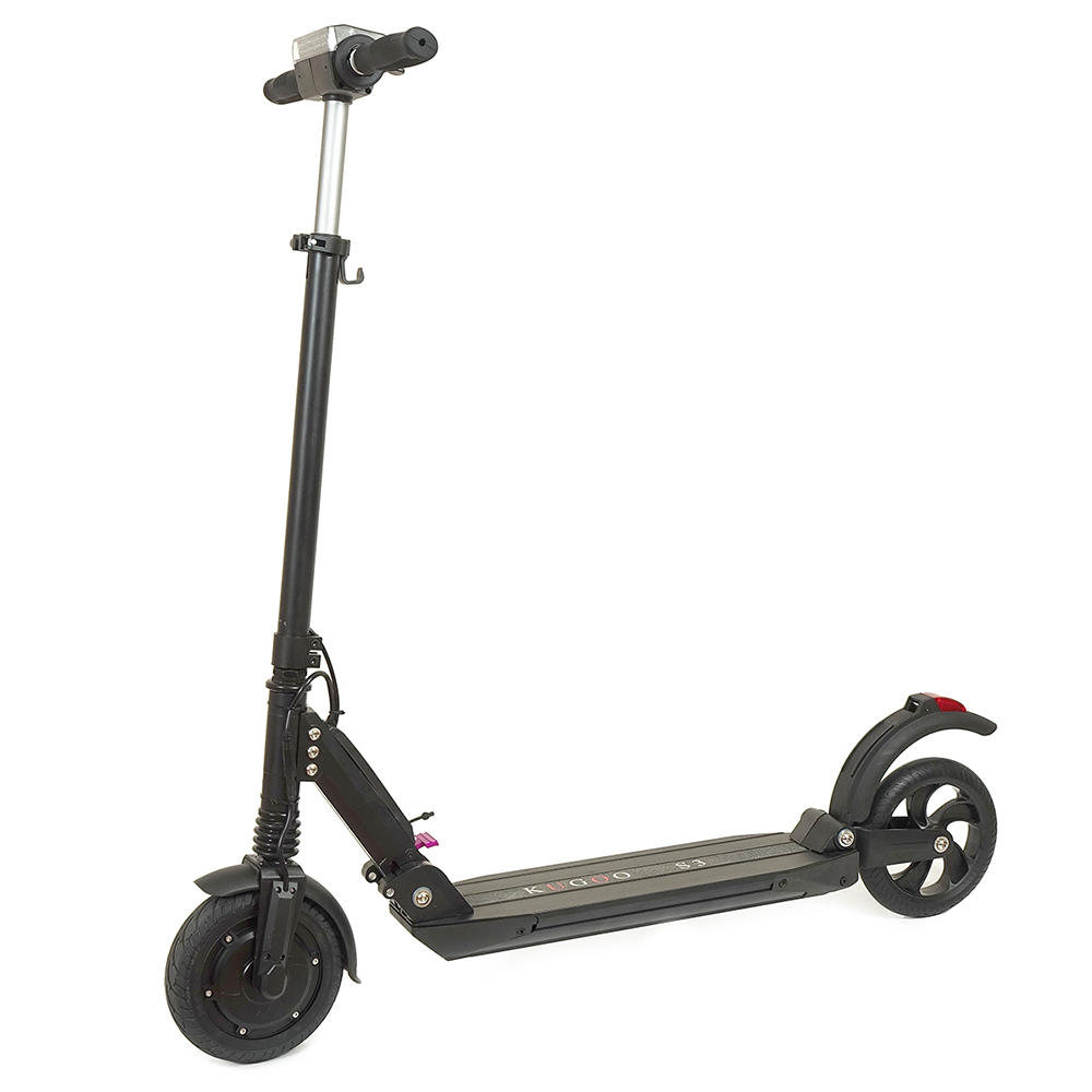 KUGOO S3 Scooter électrique Samokat adulte 36 V 350 W fort puissant ultra-léger léger longue planche hoverboard vélo pliable