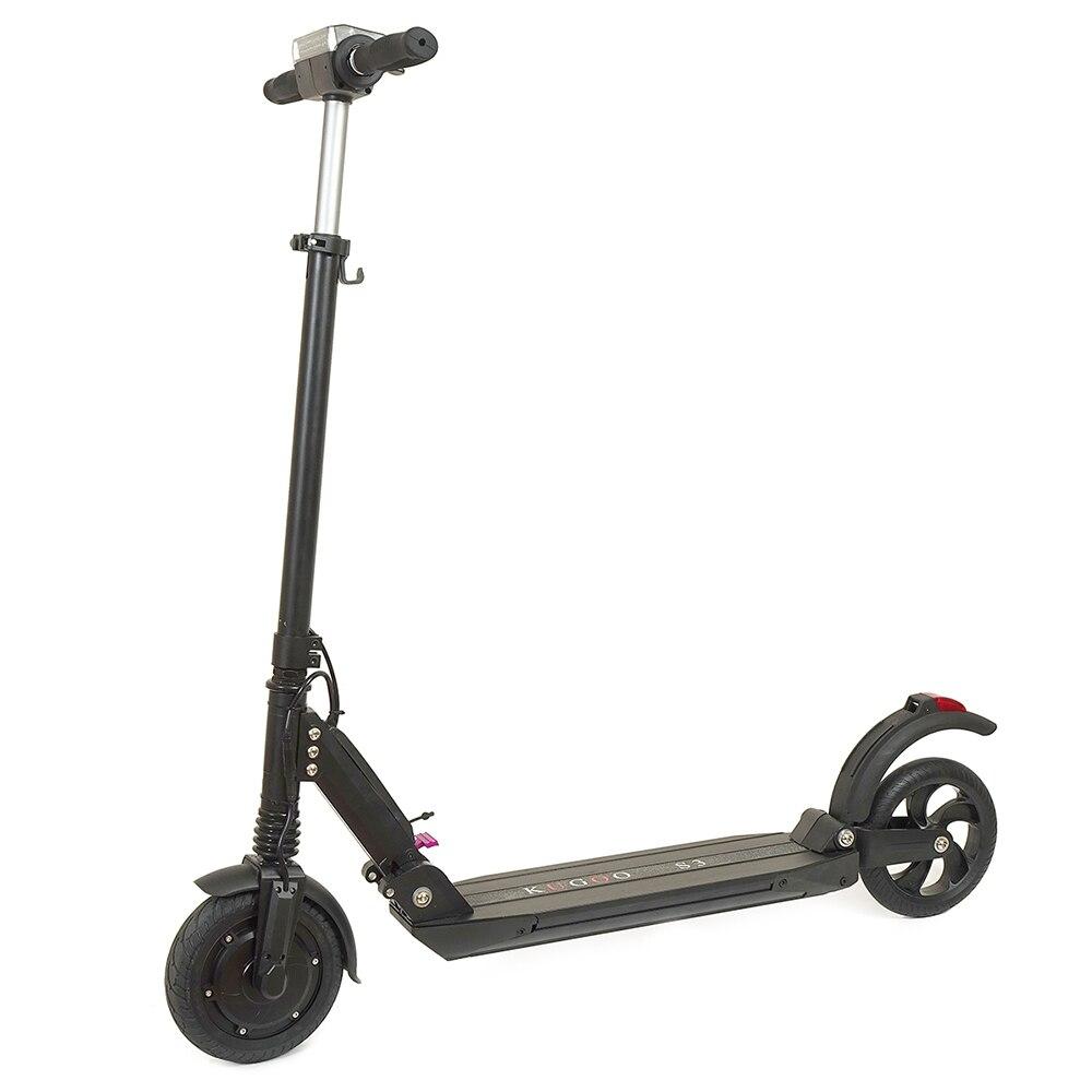 Kugoo S3 Складной электросамокат , электрический самокат,скутер Kugoo S3 Black