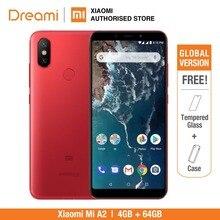 Global Version Xiaomi Mi A2 64GB ROM 4GB RAM  (Brand New and Sealed) mia2 64gb