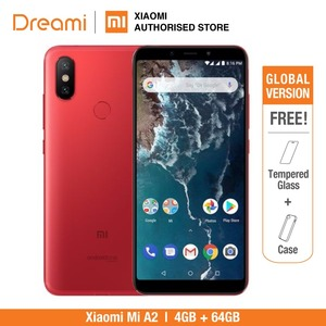 Image 1 - Global Version Xiaomi Mi A2 64GB ROM 4GB RAM  (Brand New and Sealed) mia2 64gb
