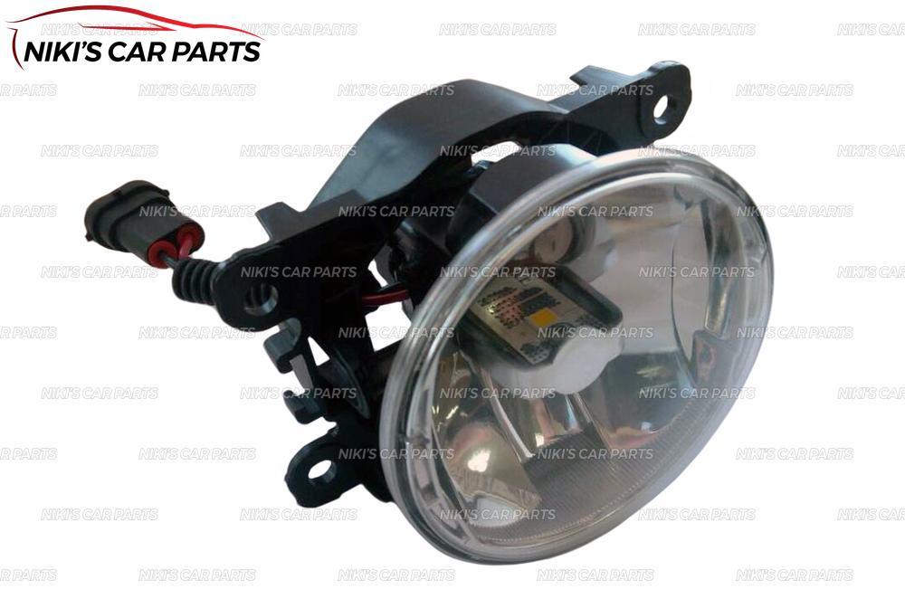 Image 3 - LED światła przeciwmgielne samochodowe dla Lada Vesta 2015 z uchwyt montażowy zderzak przedni uniwersalne akcesoria car styling tuningSamochodowe lampy przeciwmgielneSamochody i motocykle -