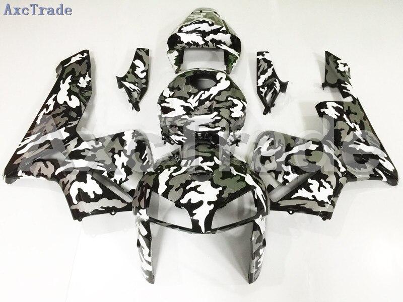 Motorcycle Fairings Kits For Honda CBR600RR CBR600 CBR 600 2005 2006 05 06 F5 ABS Plastic Injection Fairing Kit Bodywork A60 custom injection factory motorcycle fairings parts for 2005 2006 honda f5 cbr 600 rr cbr600rr 05 06 white repsol fairing bodyits