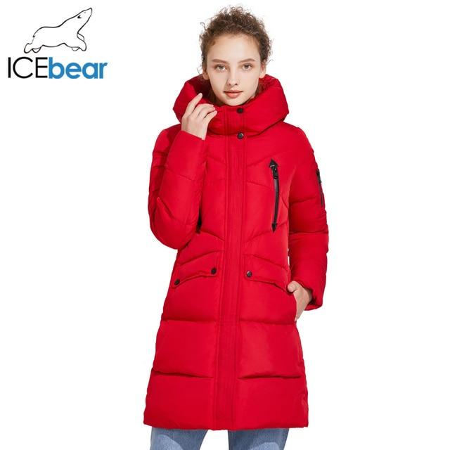 ICEbear 2017 Куртка в спортивном стиле 16G6155D