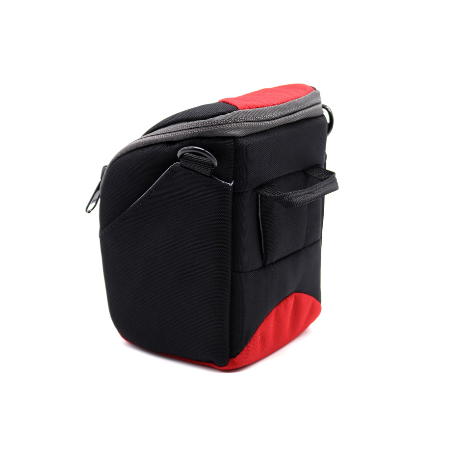 Black Protable Camera Cover Case Bag for Olympus E-M10 EM10II II E-M5II EP3 EM5 EPL6 EPL7 E-PL8 EPL5 EP5 14-42mm Lens With Strap