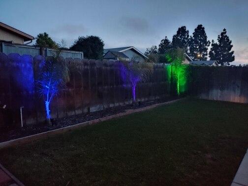 Lâmpadas solares Iluminação T-sunrise Lâmpada