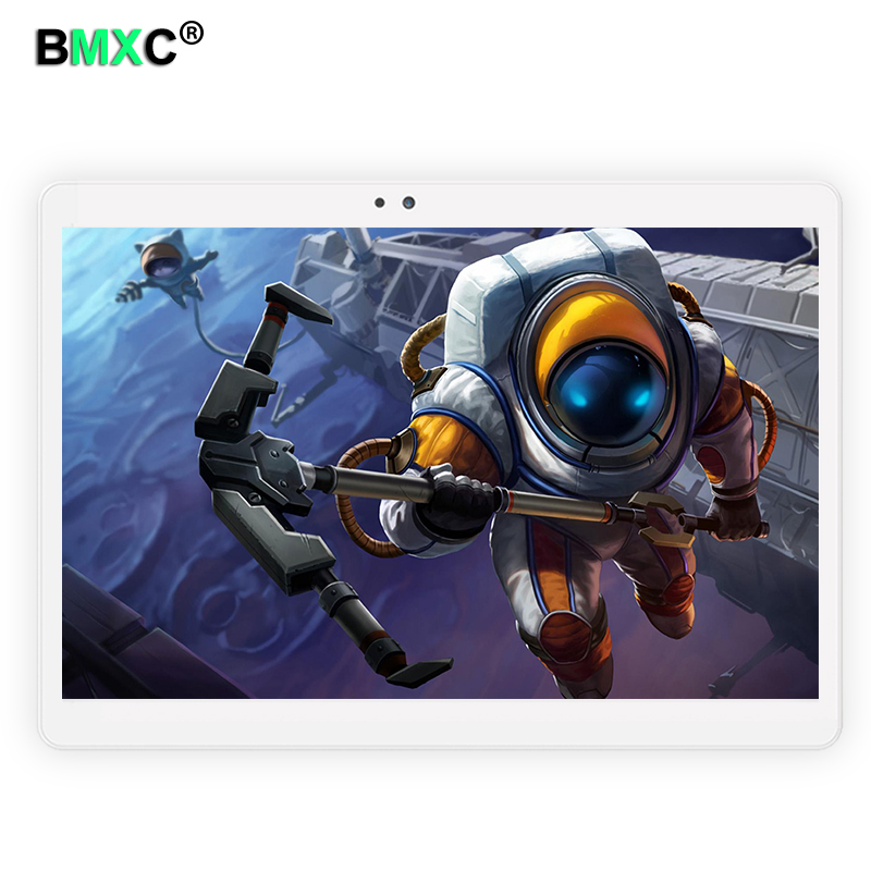 Octa Core 10.1 inch Tablet Pc 4G LTE call phone mobile 4G the tablet pc 4GB RAM 64GB ROM 8 MP IPS FHD 1920*1200 android 7.0 цены