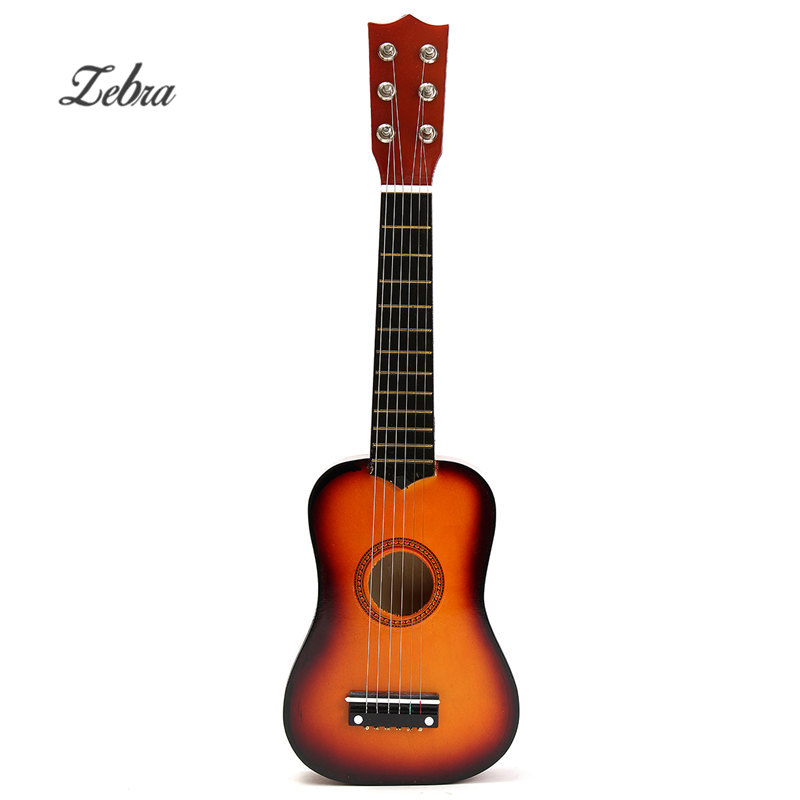 21 6 String Kids Acoustic Guitar Practice Music Instruments Children HOT Musical Toys Educational Games Music Guitar Gifts