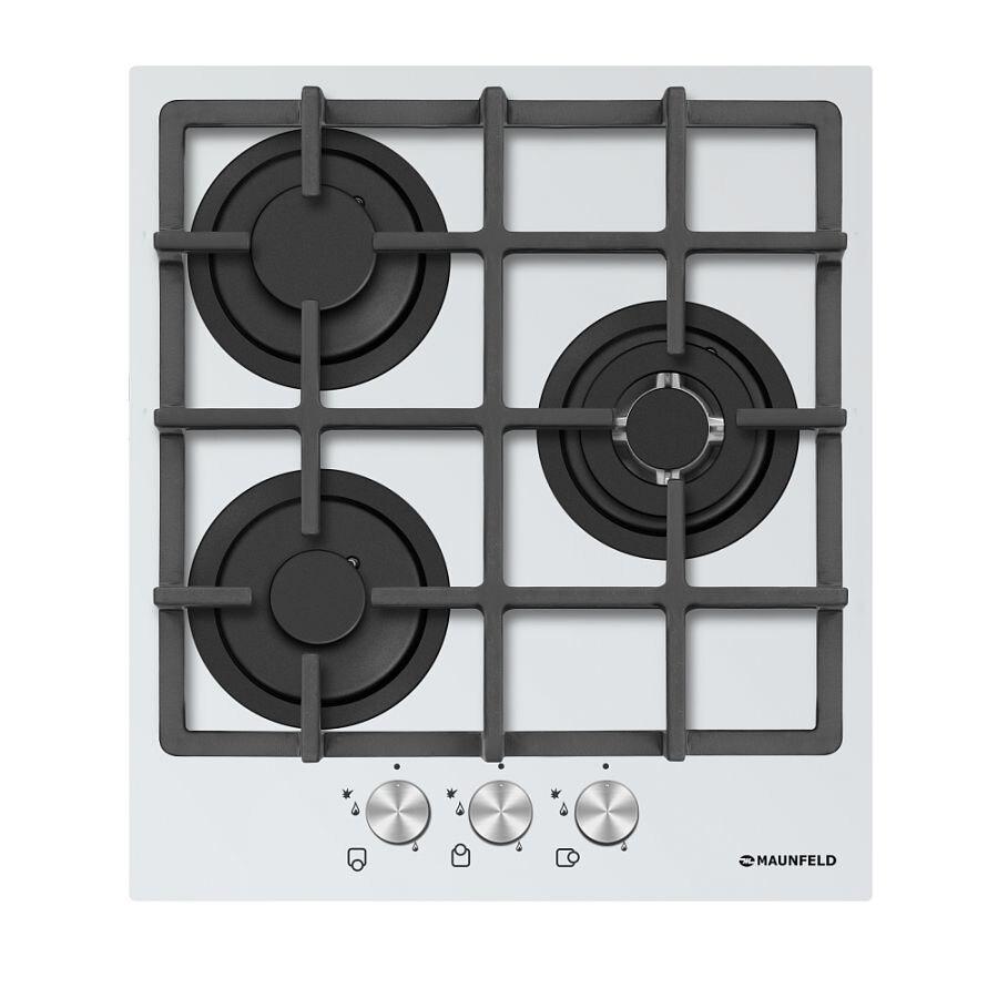 Cooking panel MAUNFELD MGHG 43 12 W White gbtiger white 12 w