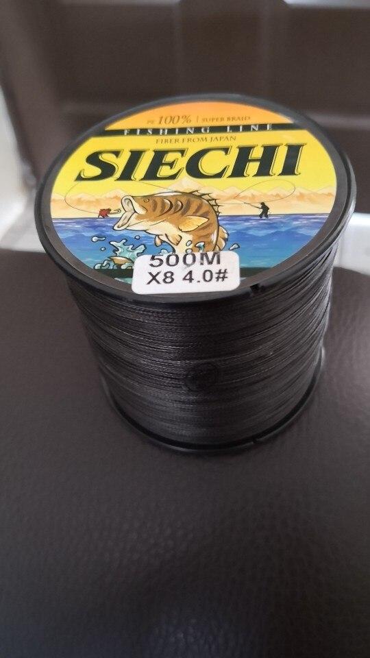 Linhas de pesca Linhas Salgada Siechi