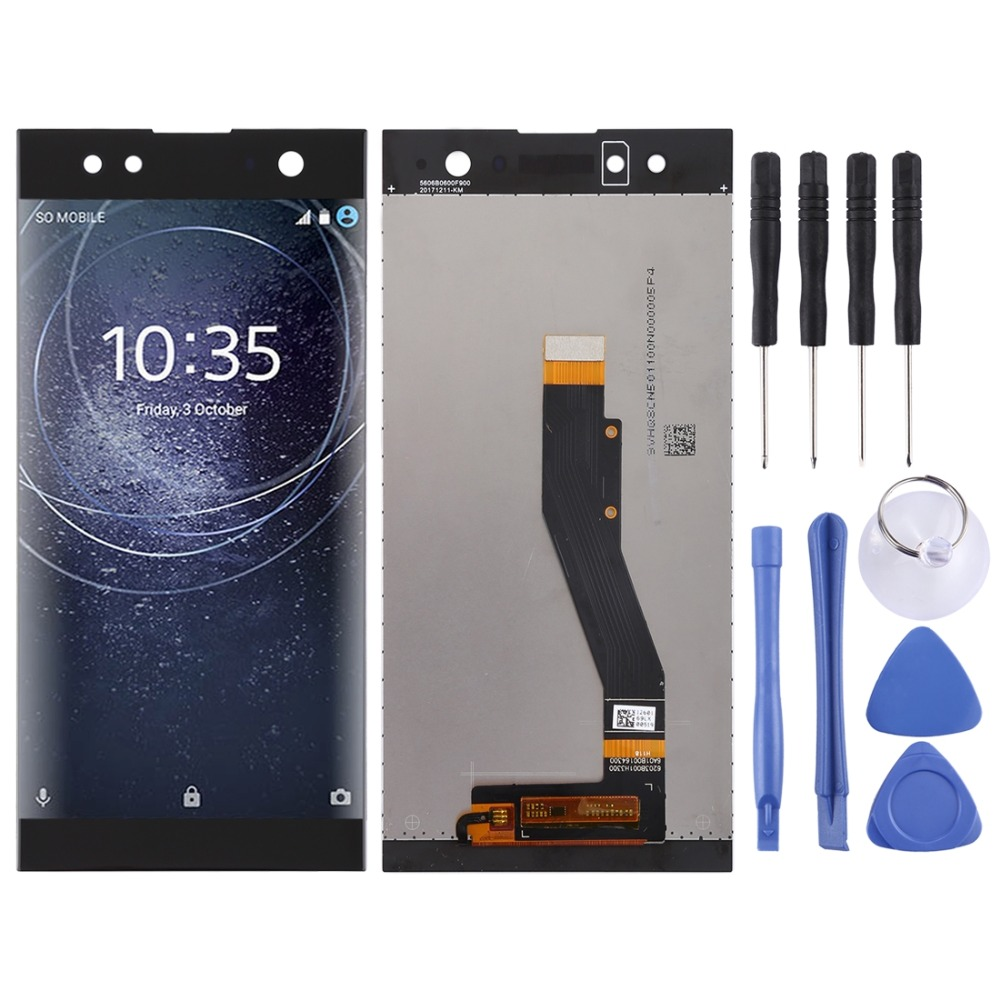 LCD Screen and Digitizer Full Assembly for Sony Xperia XA2 UltraLCD Screen and Digitizer Full Assembly for Sony Xperia XA2 Ultra