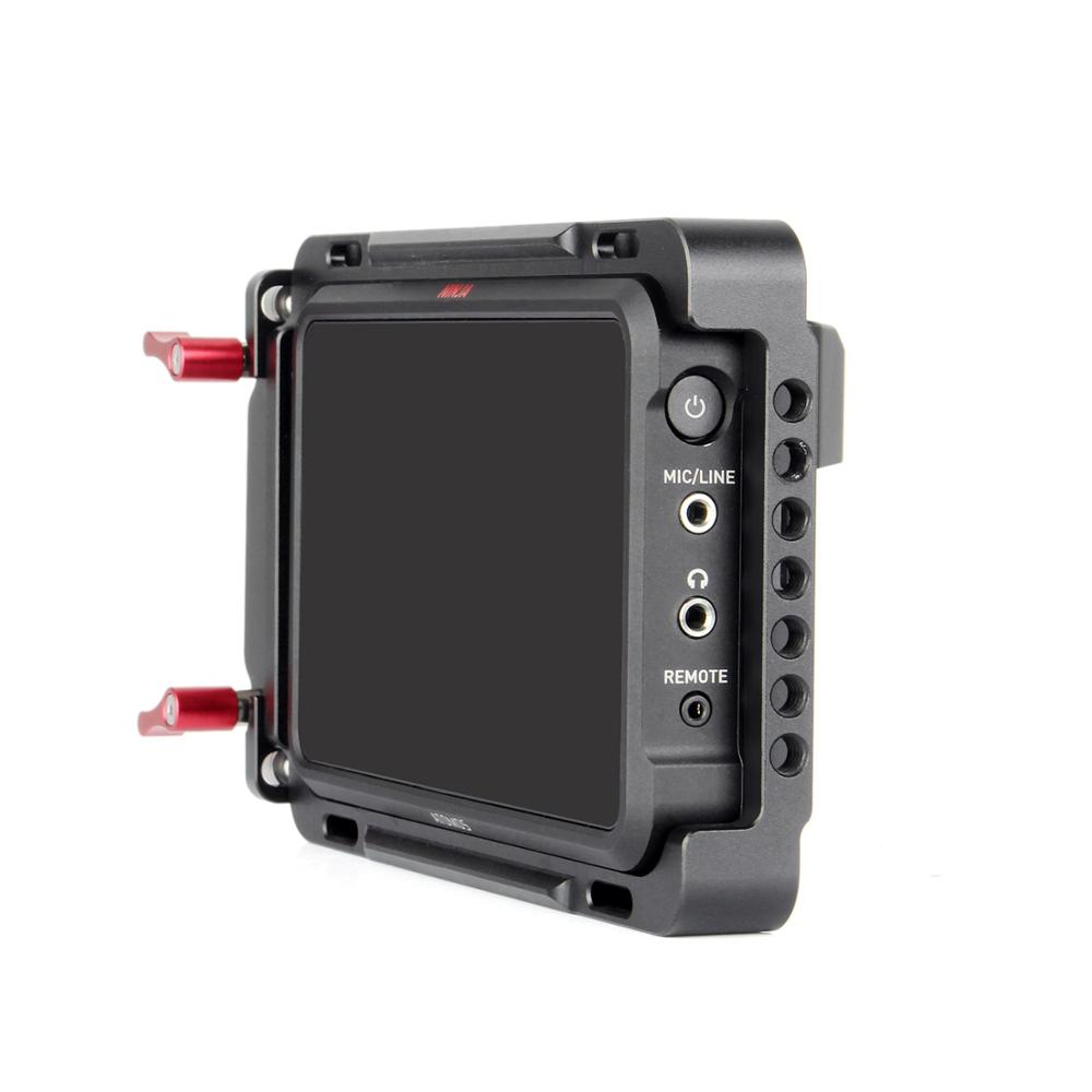 Kavez monitora EachRig s ugrađenom NATO šinom i dodatnom stezaljkom - Kamera i foto - Foto 4