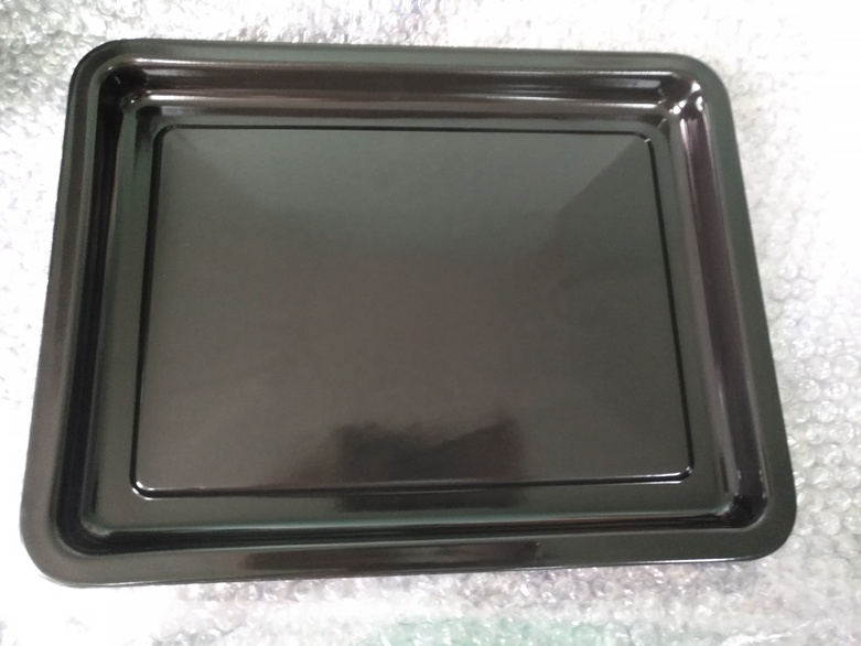 Baking Tray for oven TR 450 MBCL pizza, TR 450 BСL, TR 450 MRСL, TR 450 YСL tr bk