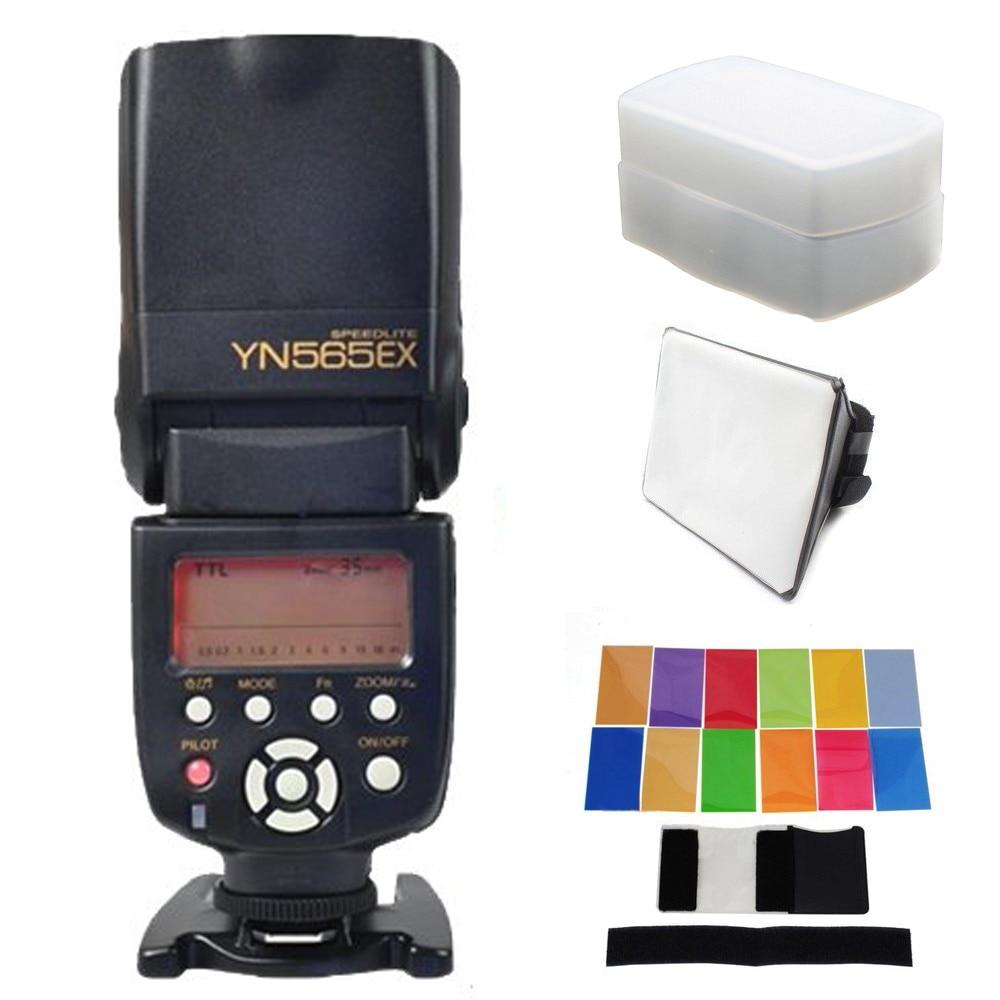 Yongnuo YN-565EX YN565EX YN-565 EX ITTL I-TTL Flash Flash/Speedlite pour Nikon D750 D810 D7200 D610 D7000Yongnuo YN-565EX YN565EX YN-565 EX ITTL I-TTL Flash Flash/Speedlite pour Nikon D750 D810 D7200 D610 D7000