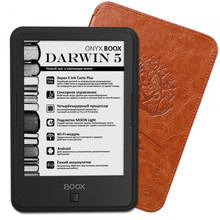 Электронная книга ONYX BOOX DARWIN 5 (чёрная)