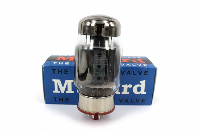 US $71 03 10% OFF|1Picec Russia Tube New Mullard KT88 Vacuum Tube Replace  6550 6550C 6550B KT88 98 KT90 KT88 T Electron Tube Free Shipping-in